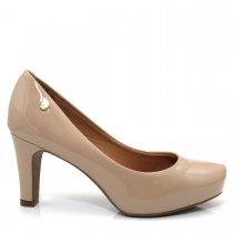 Imagem - Sapato Scarpin Feminino Bico Redondo Vizzano 1840101 - 004168