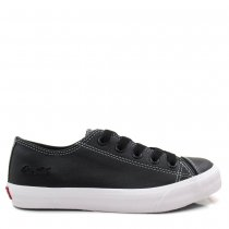 Imagem - Tênis Casual Coca Cola Shoes Feminino Atlanta Leather CC1754 - 005188