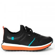 Imagem - Tênis Casual Feminino Dakota Jogging G4141 - G4141-Preto