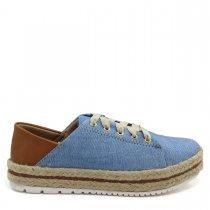 Imagem - Tênis Casual Feminino Olfer Shoes 3022 Corda - 004620