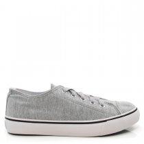 Imagem - Tênis Feminino Casual Capricho Shoes CP0540 Like Canvas Moleton - 005052