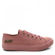 Imagem - Tênis Feminino Casual Coca Cola Shoes CC1447 Basket - 004976