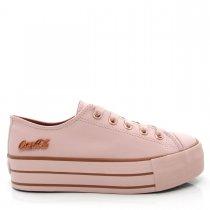 Imagem - Tênis Feminino Flatform Coca Cola Shoes CC1550 Basket - 004978