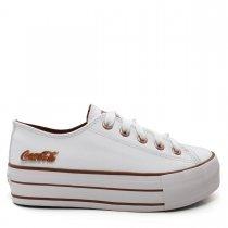 Imagem - Tênis Feminino Flatform Coca Cola Shoes CC1550 Basket - 004820
