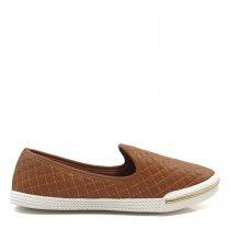 Imagem - Tênis Slip On Feminino Olfer Shoes 001M Matelassê - 004526