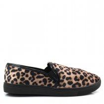 Imagem - Tênis Slip On Feminino Olfer Shoes 13670-01 Sem Cadarço - 004650