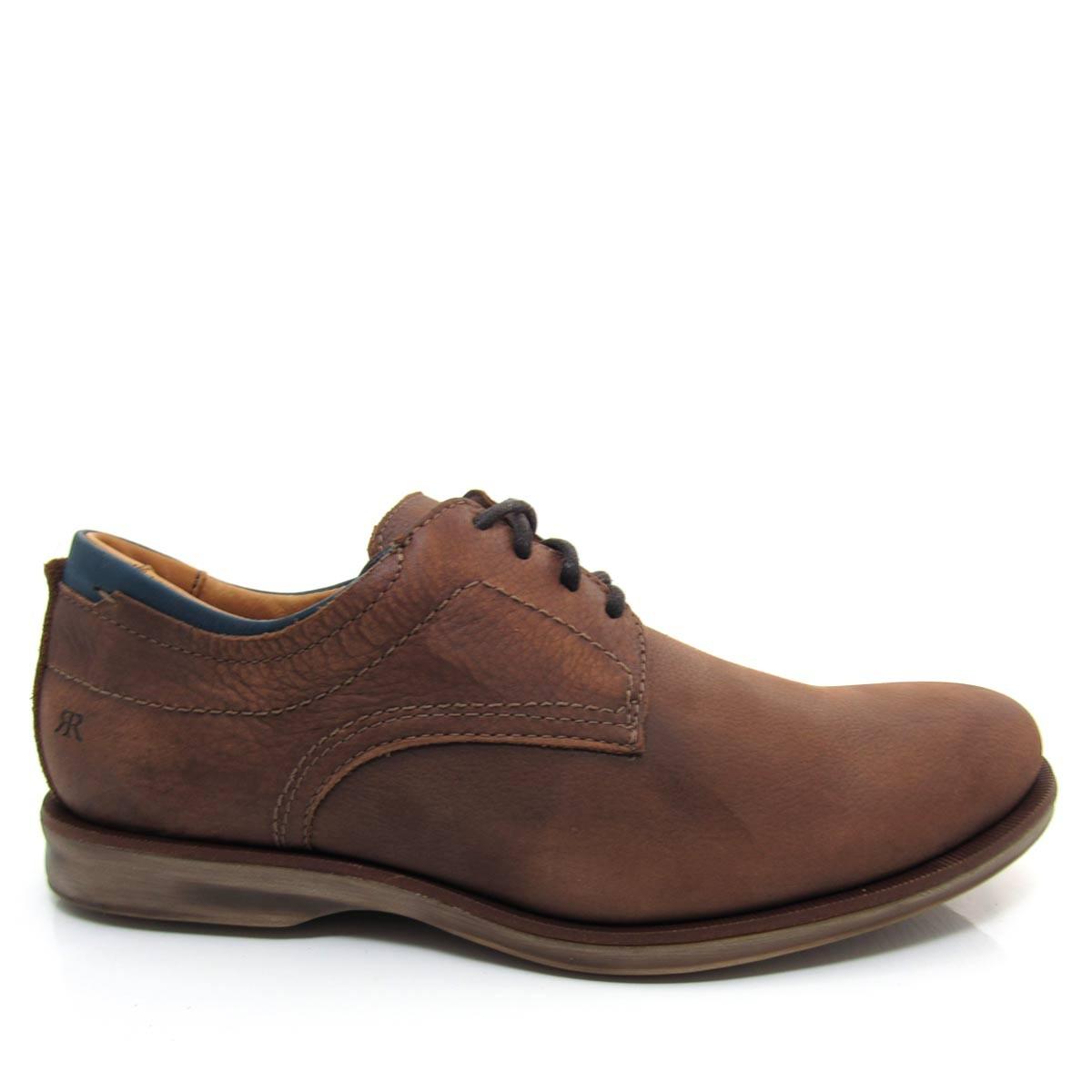 5d3de00788 Sapato Casual Masculino em Couro Sollu 11361 Ultra Conforto Coleção 2018