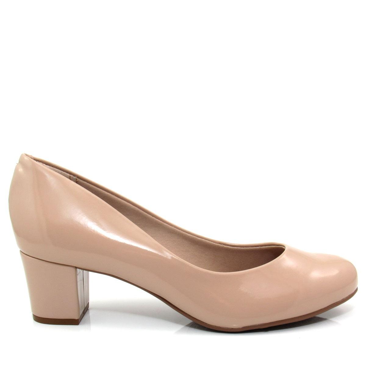 5f6569d79 Sapato Feminino Beira Rio 4777309 Coleção 2018