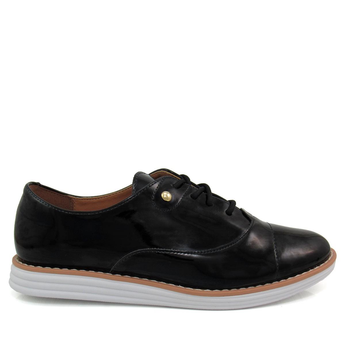 3623700870 Sapato Feminino Oxford Vizzano 1231100 Coleção 2018