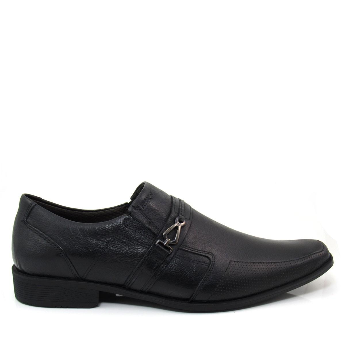 5908052cf7 Sapato Social Masculino em Couro Ferracini 5062223 Coleção 2018