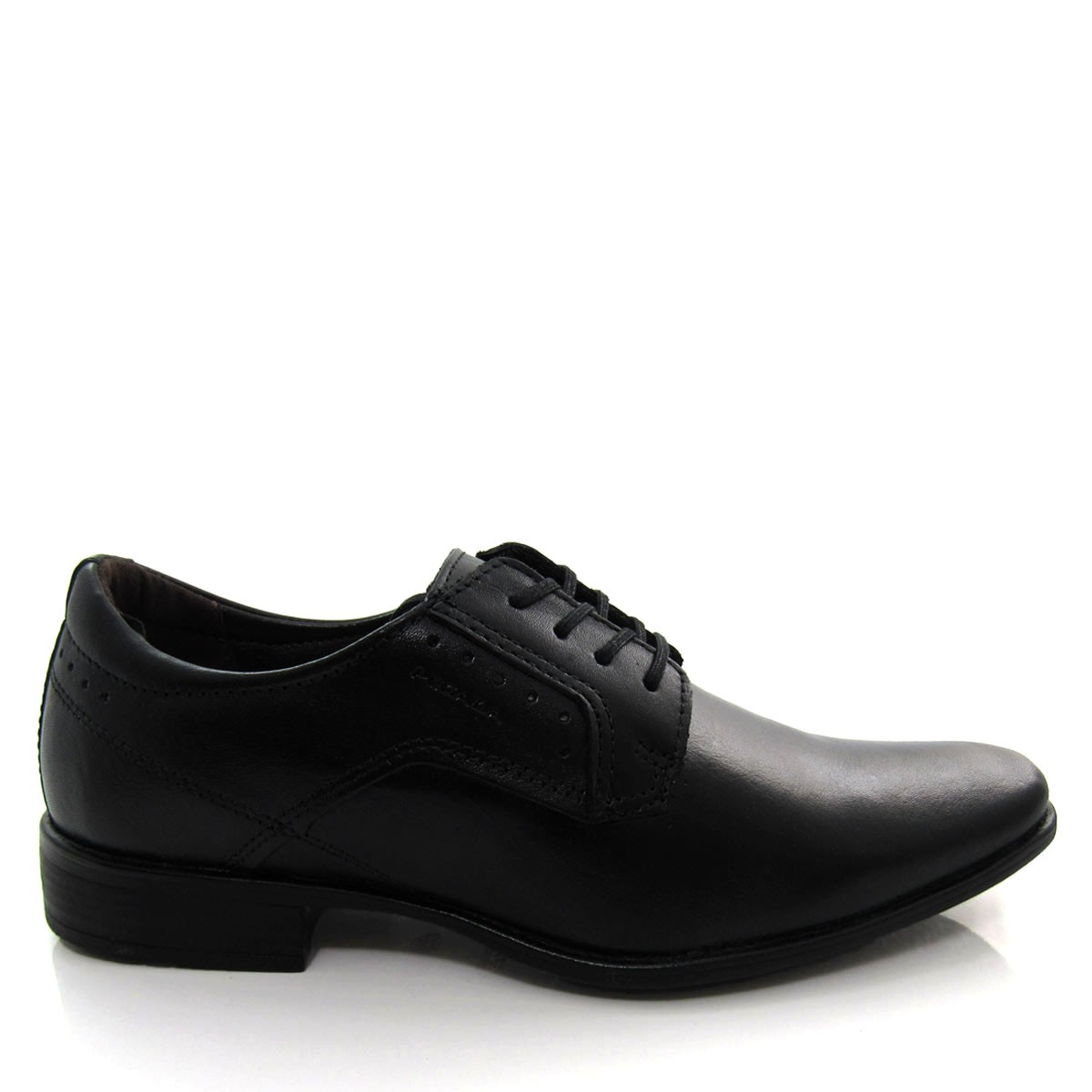 d450bd268 Sapato Social Masculino Pegada 22063 com Cadarço em Couro Coleção 2018