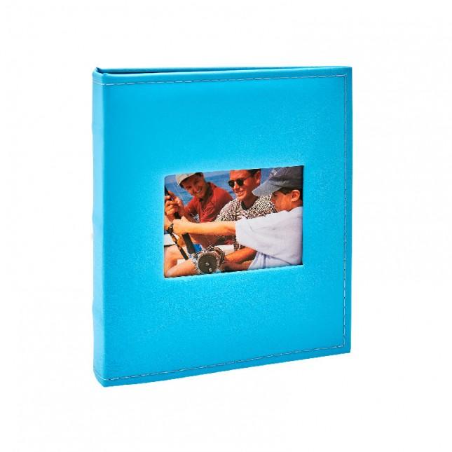 Álbum para 100 fotos 15x21cm - Prestige com Janela 401 - Ampliável