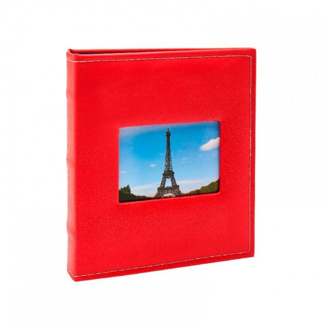 Álbum para 300 fotos 13x18cm - Prestige com Janela 408 - Ampliável