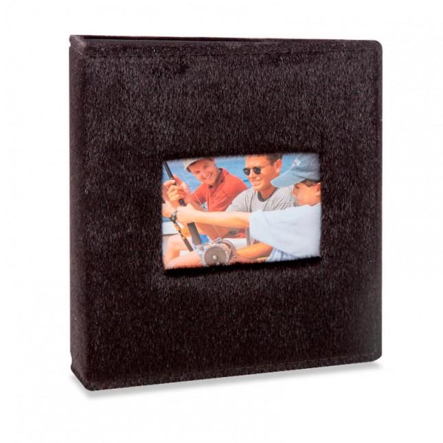 Álbum para 200 fotos 13x18cm - Prestige com Janela 529 - Ampliável
