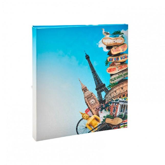 Álbum para 40 fotos 15x21cm - Viagem 558