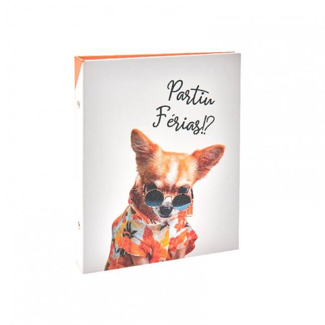 Álbum para 80 fotos 15x21cm - Pet Lovers 949