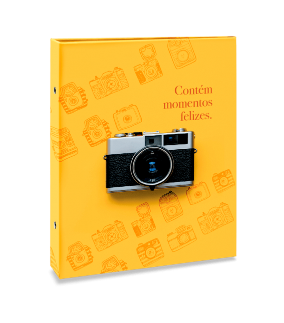 Álbum para 160 fotos 10x15cm - Photo Lovers 976