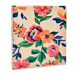 Imagem - Álbum para 200 fotos 10x15cm - Floral 314