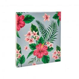 Imagem - Álbum para 300 fotos 10x15cm - Floral 321 - Ampliável