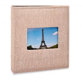 Imagem - Álbum para 300 fotos 11,4x15cm - Prestige com Janela 484 - Ampliável
