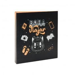 Imagem - Álbum para 200 fotos 10x15cm - Viagem 557