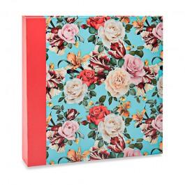 Imagem - Álbum para 40 fotos 15x21cm - Floral 564