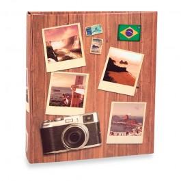 Imagem - Álbum para 200 fotos 10x15cm - Viagem 586
