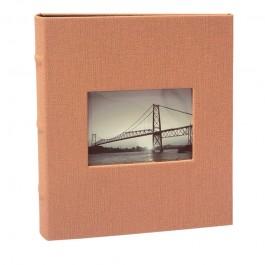 Imagem - Álbum para 200 fotos 13x18cm - Black com Janela 791 - Ampliável