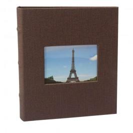 Imagem - Álbum para 200 fotos 13x18cm - Black com Janela 792 - Ampliável