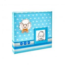 Imagem - Álbum para 150 fotos ( 100 10x15cm + 50 15x21cm ) - Bebê com Diário 816 - Ampliável