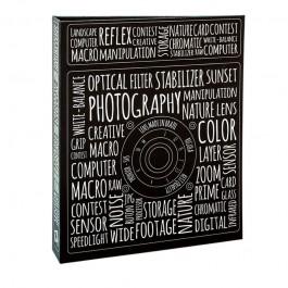 Imagem - Álbum para 80 fotos 15x21cm - Photo Lovers 907