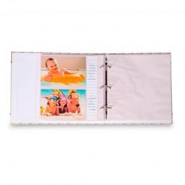 Imagem - Refil para Álbum R18 - Folha Branca 10x15cm