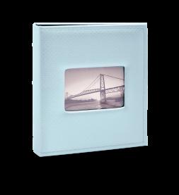 Imagem - Álbum para 300 fotos 13x18cm - Prestige com Janela 412 - Ampliável