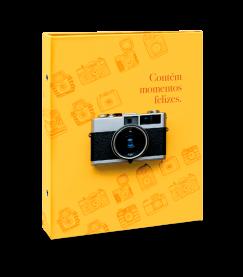 Imagem - Álbum para 80 fotos 15x21cm - Photo Lovers 976