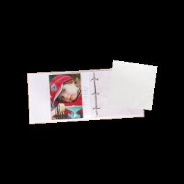 Imagem - Refil para Álbum R19 - Folha Branca 15x21cm