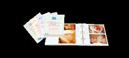 Imagem - Refil para Álbum R23 - Folhas Impressas Bebê