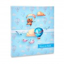 Álbum para 60 fotos 15x21cm - Bebê com Diário 27 - Ampliável
