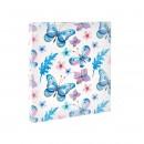 Álbum para 100 fotos 15x21cm - Floral 320 - Ampliável
