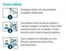Álbum para 10 fotos 15x20cm - Autocolante 406 - Instalivro Vertical 3
