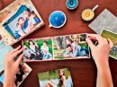 Álbum para 20 fotos 20x20cm - Autocolante 410 - Instalivro Quadrado 2