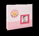 Álbum para 200 fotos 10x15cm - Bebê com Diário 821 - Ampliável