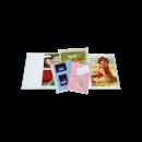 Refil para Álbum R8 - Folha Cristal 15x21cm 2