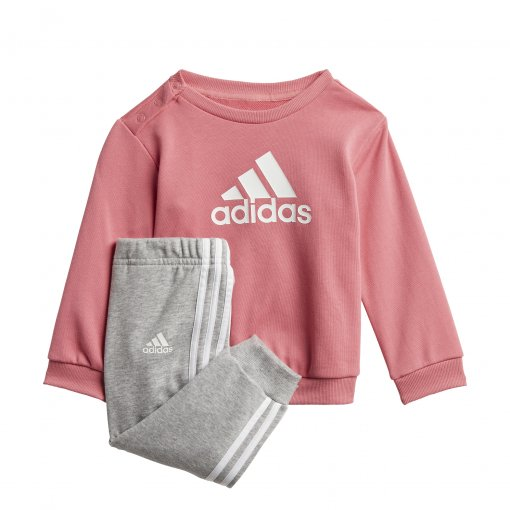 Agasalho Adidas I Bos Jog Ft Kids Feminino