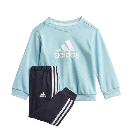 Agasalho Adidas I Bos Jog Ft Kids Masculino