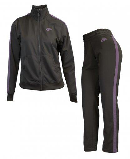 Agasalho Nike Nsw Trk Suit Pk Oh Feminino