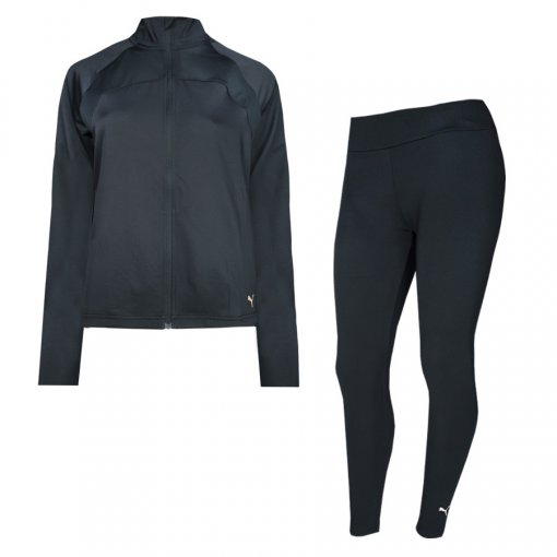 Agasalho Puma Active Yoginiwoven Suit Feminino