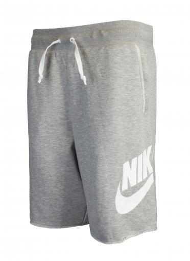 shorts moletom nike