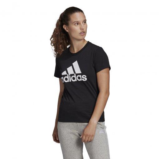 Camiseta Adidas Essentials Logo Feminina