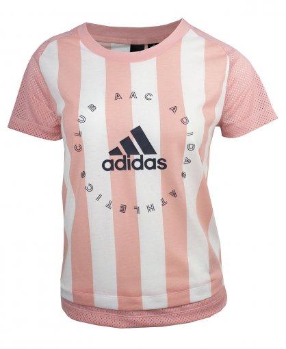 Camiseta Adidas Stripe Feminina
