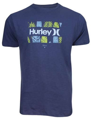 Camiseta Hurley Cast Away Masculina